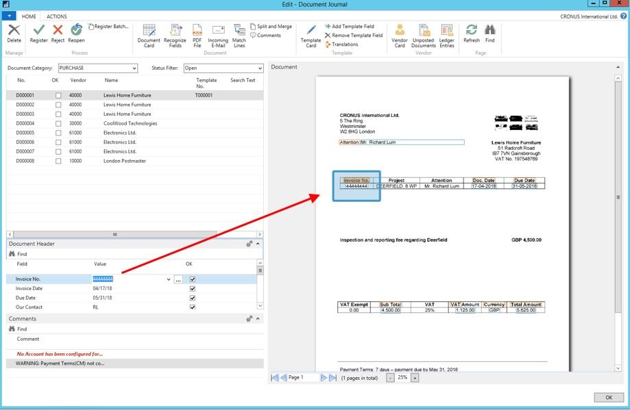 Automatyzacja przetwarzania dokumentów zContinia Document Capture wsystemie ERP, ss1