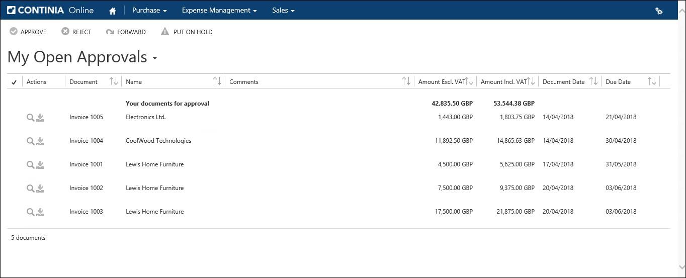 Automatyzacja przetwarzania dokumentów zContinia Document Capture wsystemie ERP, ss4