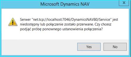 Zarządzanie sesjami MSDynamics NAV 3